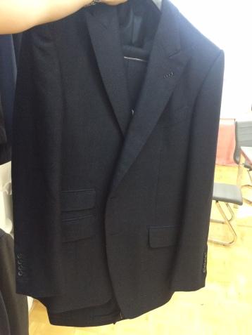 Tom Ford Alpaca Suit