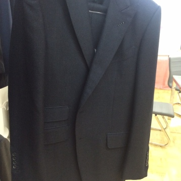 Tom Ford Alpaca Suit