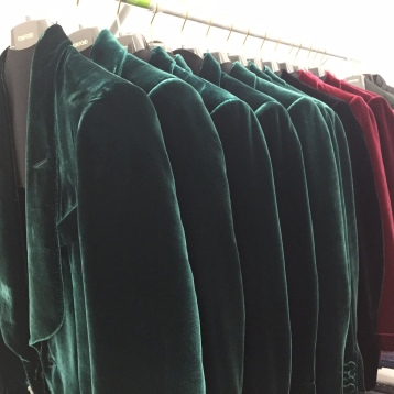 Tom Ford Velvet Dinner Jackets