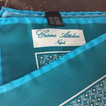 Cesare Attolini Pocket Square