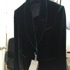 Tom Ford Velvet Blazer